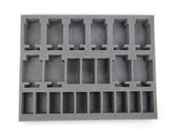 (Dark Eldar) 10 New Hellion 13 Elite Foam Tray (DE11BFL-2)