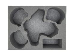 (GK/INQ) 1 Stormraven 3 Dreadknight 1 Rhino Foam Tray (BFL)
