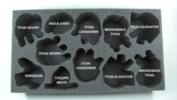 (Skorne) Skorne Beast Foam Tray (PP)