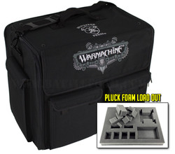 (Warmachine) Privateer Press Warmachine Bag Pluck Foam Load Out