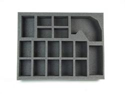 (Beastmen) 10 Minotaur 1 Giant 1 Standard Bearer Foam Tray (B01BFL-2.5)