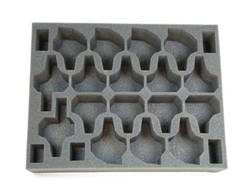 (Tyranids) 17 Warrior Foam Tray (TY04BFL-3)