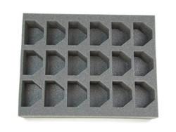(Tyranids) 18 Ravener Foam Tray (TY06BFL-3)