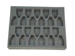 (Ork) 22 Warbikes Foam Tray (O05BFL-2)
