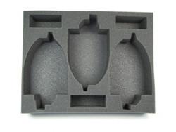 (Eldar) 3 Fire Prism Foam Tray (E08BFL-3.5)
