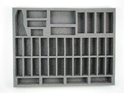 (High Elves) 35 Phoenix Guard Foam Tray (HE04BFL-1.5)