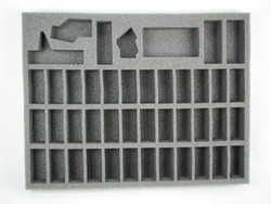(High Elves) 39 White Lion Foam Tray (HE03BFL-1.5)