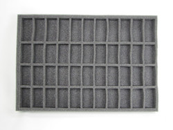 (5 Pack) 44 Tall Model Foam Tray (GW)
