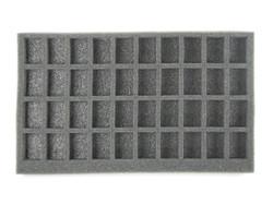 (5 Pack) 40 Troop Foam Tray (SD)