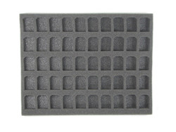 (Hobby) 50 GW Paint Pot Foam Tray (BFL-1)