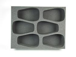 (Tyranids) 6 Carnifex Foam Tray (TY09BFL-4)