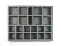 (W/H) 8 Medium Warjack 12 Medium Character Foam Tray (P04BFL-3)