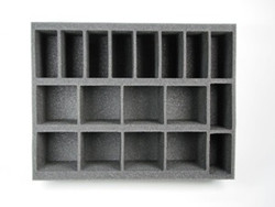 (Beastmen) 8 Minotaur 10 Centigor Foam Tray (0007BFL-4)