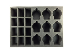 (Daemon) 9 Juggernaut 12 Larger Daemon Model Foam Tray (D03BFL-3)