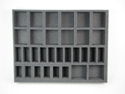(Skaven) Clan Moulder Foam Tray (0036BFL-2)