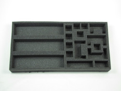 (Gen) Flames of War Defense and Dig-In Markers Foam Tray (F04BFM-1.5)