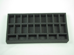 (Gen) Flames of War Generic Transport and Truck  Foam Tray (F07BFM-1.5)