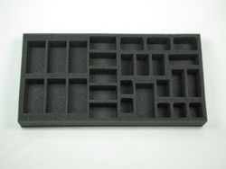 (German) Flames of War German Hermann Goring Division Panzerkompanie Foam Tray (G04BFM-1.5)