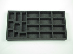 (German) Flames of War German Panzerkompanie Foam Tray (G03BFM-1.5)
