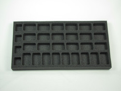 (Soviet) Flames of War Soviet Strelkovy and HMG or Mortar Companies Foam Tray (SV02BFM-1)