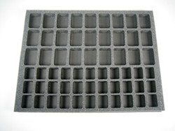 (Gen) Flames of War 27 Troop & 33 HQ Foam Tray (BFL-1)