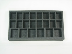 (W/H) Warmachine/Hordes Medium Troop Tray (PP-2)