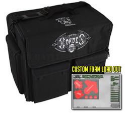 (Hordes) Privateer Press Hordes Bag Custom Load Out (Black)