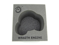 (Cryx) Wraith Engine Battle Engine Foam Tray (PP.5-5.5)