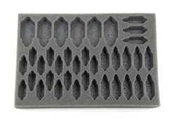 Britannia Medium and Small Ship Foam Tray (BFS-1)