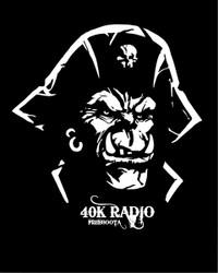 40K Radio Freebootaz T-Shirt