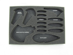 Aquan Prime Starter Box Foam Tray (BFS-1)