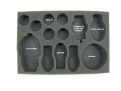 The Directorate Starter Box Foam Tray (BFS-1.5)