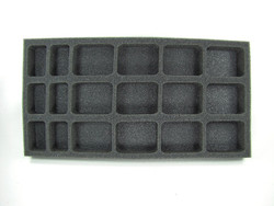 (Early War) German Kradshutzen Platoon Foam Tray (BFM-1)
