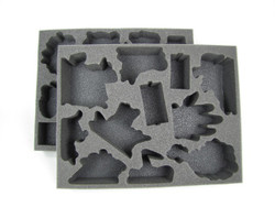Battle Foam Sea Fleet Foam Tray Kit for the P.A.C.K. System Bags (BFL)