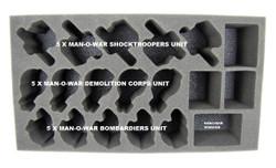 Khador Man-O-War Foam Tray (PP-3)