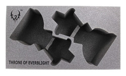 (Legion) 2 Throne of Everblight Battle Engine Foam Tray (PP-5)