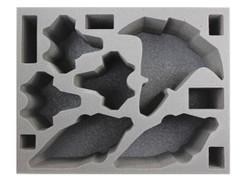(Dark Eldar) 1 Razorwing 2 Ravager 3 Venom Foam Tray (BFL-6)