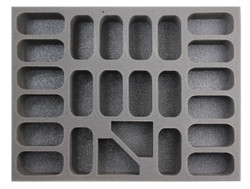 (Space Marines) 24 Bike Foam Tray (BFL-2)