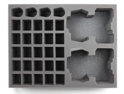 (Tau) 2 Devilfish 4 Drone 25 Troop Foam Tray (BFL-3.5)