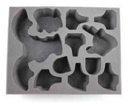 Tyranid HQ Foam Tray (BFL-4)