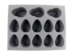 (Necron) 10 Canoptek Wraith 3 Canoptek Spider Foam Tray (BFL-4)