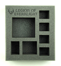Legion of Everblight Starter Demo Half Foam Tray (PP.5-2.5)