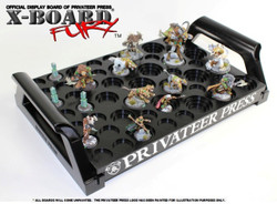 X-Board Travel Display and X-Board Fury Combo Kit