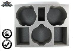 (Chaos SM) 3 Maulerfiend or Forgefiend 2 Rhino Foam Tray (BFL-4)