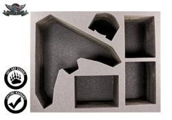 (Chaos SM) 1 Heldrake 3 Rhino 1 Walker Foam Tray (BFL-4)
