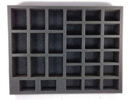 (Space Marines) 29 Devastator Foam Tray (BFL-2)