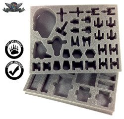 Star Wars Game with Wave 4 Foam Kit for the P.A.C.K. 216 (BFL)