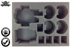 (30K) 1 Sicaran Venator 1 Deimos Rhino Foam Tray (BFL-4)