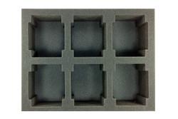 (30K) 6 Deimos Rhino Foam Tray (BFL-3)