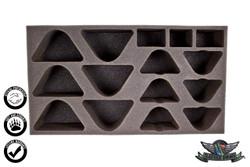 Wild West Exodus Medium and Large Model Foam Tray (WWX-3)